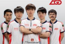 Dota 2: LGD Gaming to field new roster without Yao 'Yao' Zhengzheng
