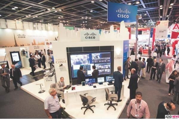 GBM, Alpha Data and Intel were strategically partnering with Cisco to showcase IOT/IOE Technology solutions in Gitex 2015.